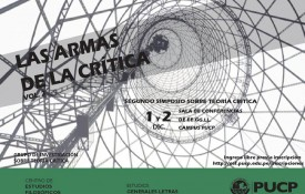 """""""Las armas de la crítica"""", vol. 2 – Segundo Simposio sobre Teoría Crítica"""