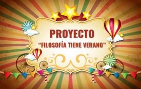 Proyecto: Filosofía tiene verano
