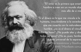 Aniversario del nacimiento de Karl Marx (1818 – 1883)