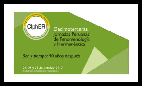 XIII Jornadas de Fenomenología y Hermenéutica