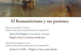 El Romanticismo y sus pasiones
