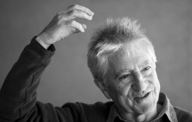 Fallecimiento del Dr. Jesús Mosterín