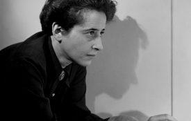 """Hannah Arendt. """"Pensar la acción. La acción del pensar"""""""