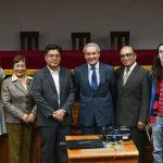 El Talón de Aquiles en la  Universidad Nacional Jorge Basadre Grohmann-Tacna (UNJBG)