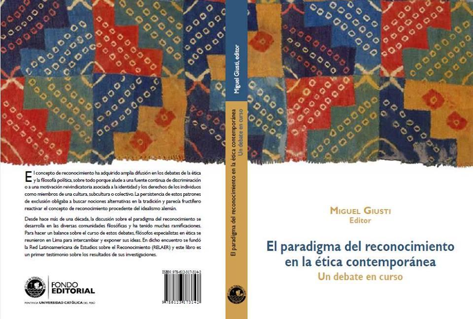 Presentación del nuevo libro de Miguel Giusti
