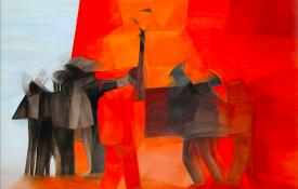 El fantasma de Marx. Conversatorios sobre la vigencia de sus ideas. (9/04-18/06)