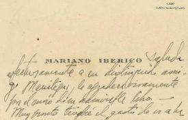 Introducción a Mariano Iberico