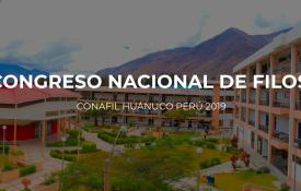 XVII Congreso Nacional de Filosofía