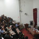 """Aula Itinerante PUCP-UNT: jornada """"Ética y Política"""""""