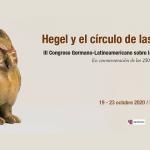"""""""Hegel y el círculo de las ciencias"""". III Congreso Germano-Latinoamericano sobre la Filosofía de Hegel"""