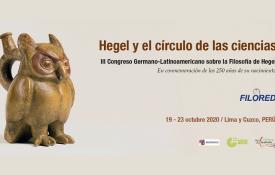 """Concurso de ensayo: """"Hegel y América Latina"""""""