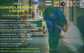 Webinar: Filosofía, pandemia y dolor