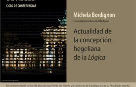 """[Conferencia sobre Hegel] Actualidad de la concepción hegeliana de la """"Lógica"""""""