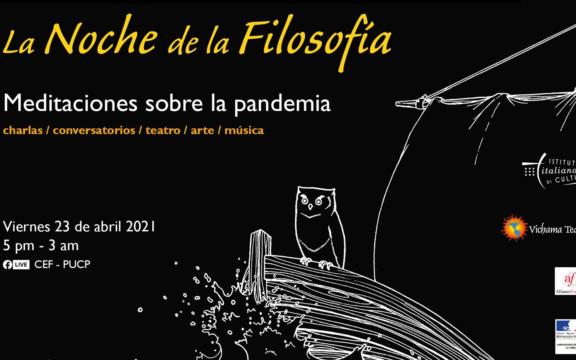 [Evento virtual] La Noche de la Filosofía - 2021