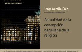 [Conferencia sobre Hegel] Actualidad de la concepción hegeliana de la religión