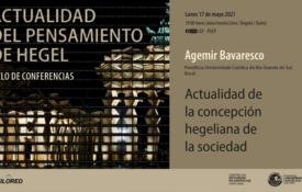 [Conferencia sobre Hegel] Actualidad de la concepción hegeliana de la sociedad